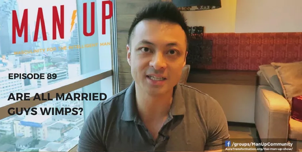 """""""The Man Up Show"""" Ep.89 – Are All Married Guys Wimps?"""