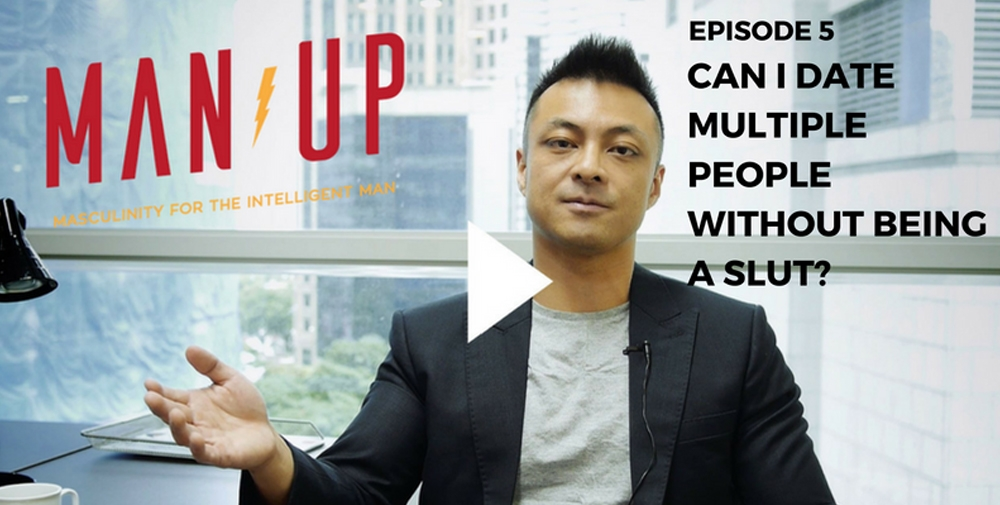 """""""The Man Up Show"""" Ep.05 – How To Enjoy Multiple Relationships Openly and Honestly"""