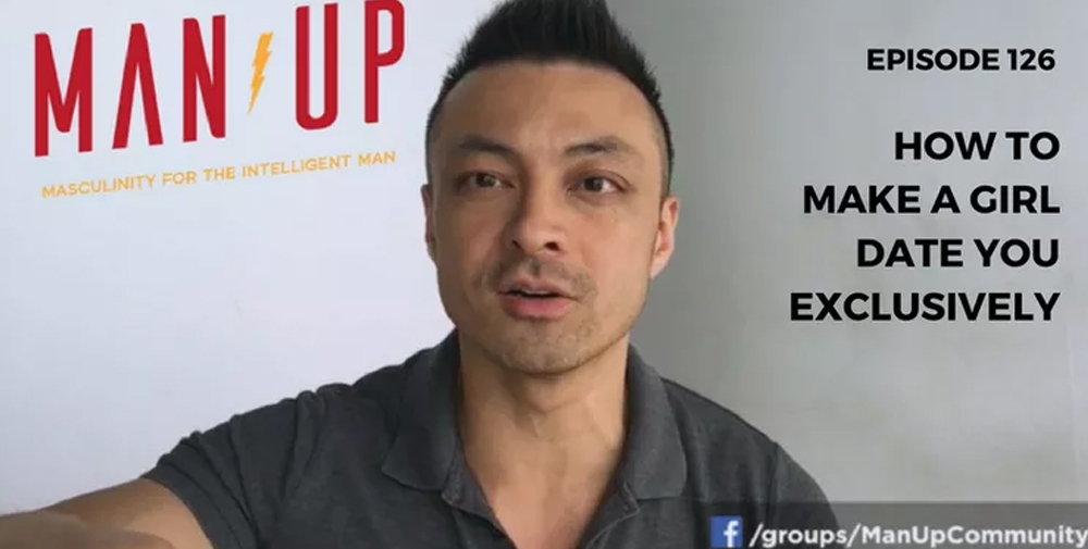 """""""The Man Up Show"""" Ep.126 – How To Get A Woman To Commit"""