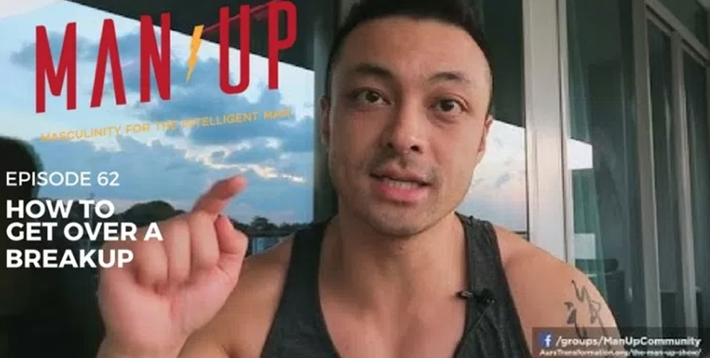 """""""The Man Up Show"""" Ep.62 – How To Get Over A Breakup"""