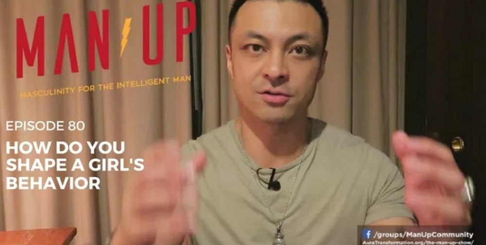 """""""The Man Up Show"""" Ep.80 – How To Shape Your Partner's Behavior"""