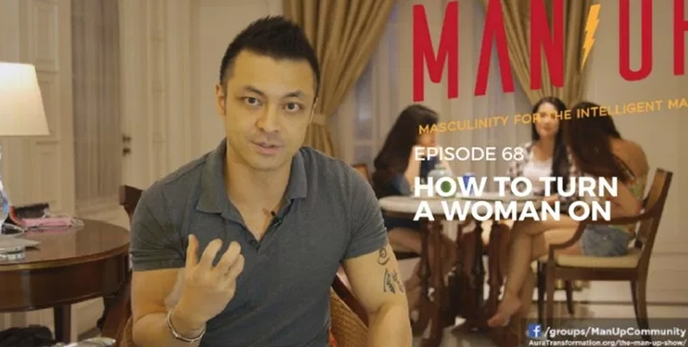 """""""The Man Up Show"""" Ep.68 – How To Turn A Woman On"""