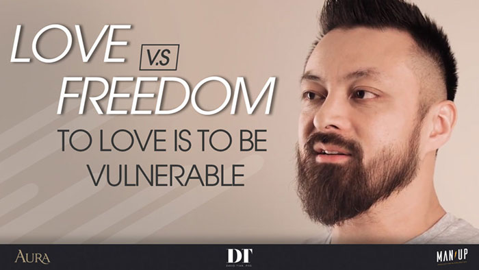 Love vs. Freedom: To Love is to be Vulnerable | David Tian