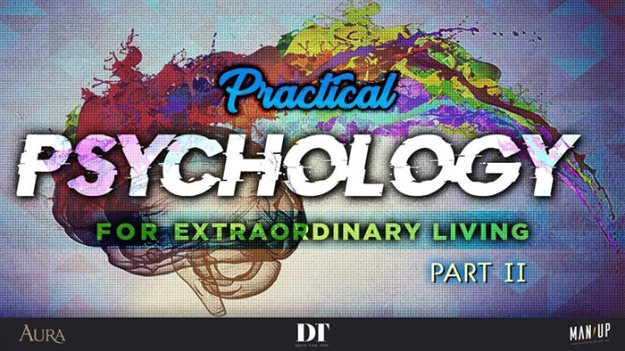 Practical Psychology for Extraordinary Living 2: Neurosis, Your Inner Child, & Grief Work