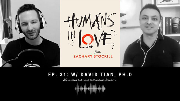 Guest Podcast with Zachary Stockill: Pick Up Artists, Long-Term Relationships, and Marriage