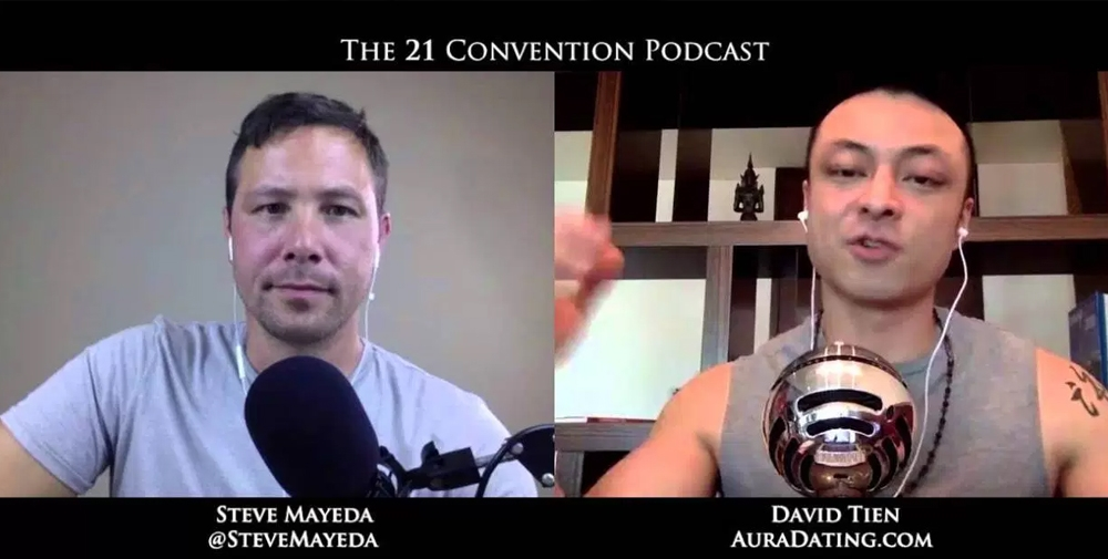 """""""The Man Up Show"""" – The Honest Truth About Pick Up: 21 Convention Podcast Interview (with Steve Mayeda)"""