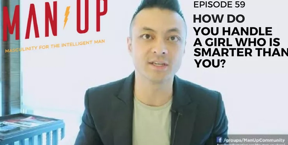 """""""The Man Up Show"""" Ep.59 – What About Dating A Girl Who Is Smarter Than You?"""