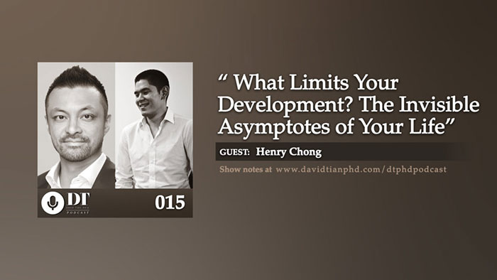What Limits Your Development? The Invisible Asymptotes of Your Life | DTPHD Podcast 15